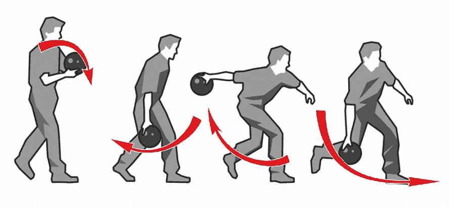 Техника игры в боулинг